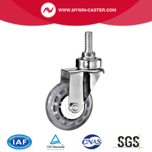 Threaded Stem Swivel Medical Caster